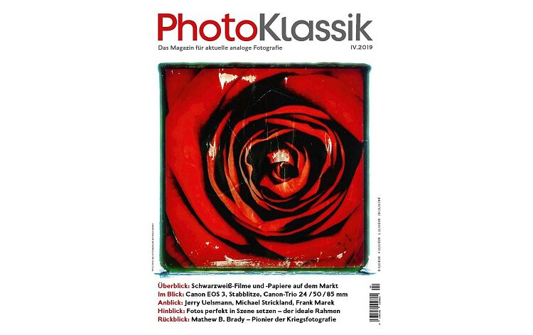 Bild 2 - BOOK/MAGAZINE Photoklassik The German Magazine For Analog Photography