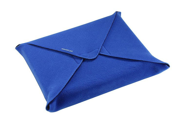 Bild 2 - NOVOFLEX Wrap Xl- Cloth Strech, Blue, 48x48cm