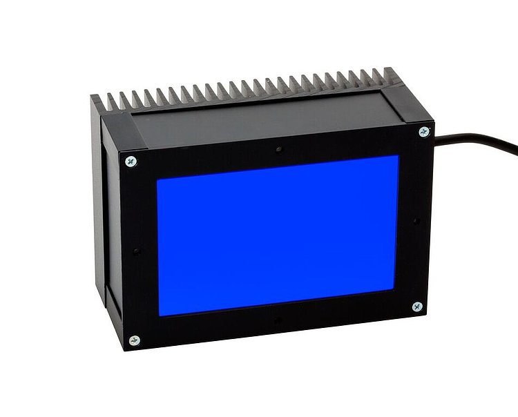 Bild 2 - HEILAND ELECTRONIC LED Cold Light Source for Fujimoto 450 (up to format 6x9cm)
