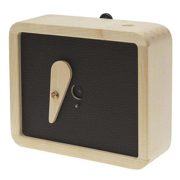Bild 3 - LEROUGE 4x5 inch wooden Pinhole Camera (black)