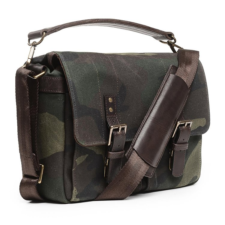 Bild 3 - ONA Prince Street Camouflage Camera Bag Limited Edition