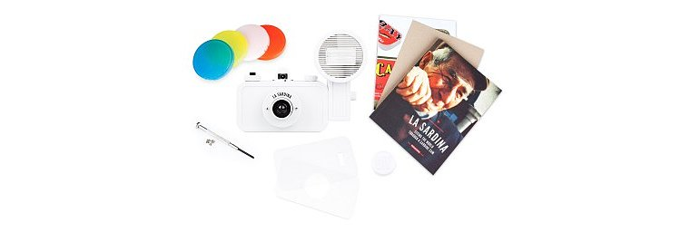 Bild 2 - LOMO La Sardina Camera and Flash DIY-Edition