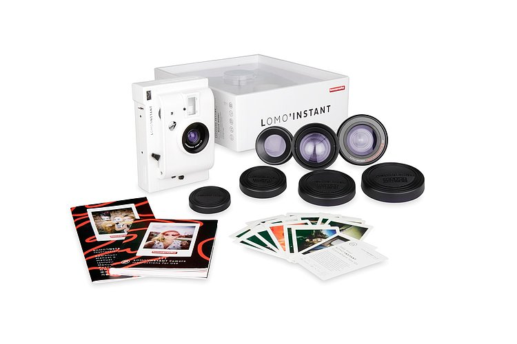 Bild 2 - LOMO Instant White with lenses