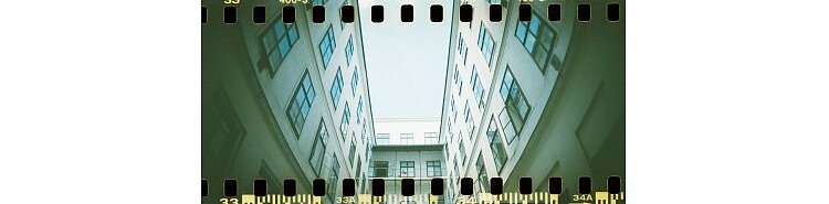 Bild 3 - LOMO Sprocket Rocket Teal 2.0