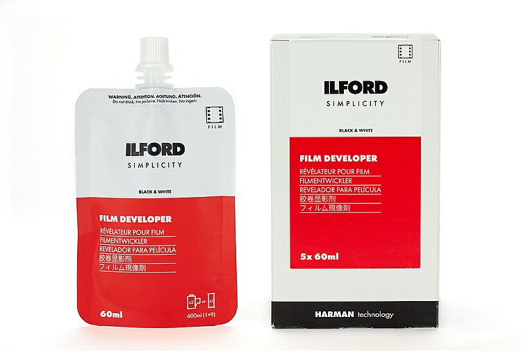 Bild 2 - ILFORD Simplicity Film Developer 60ml