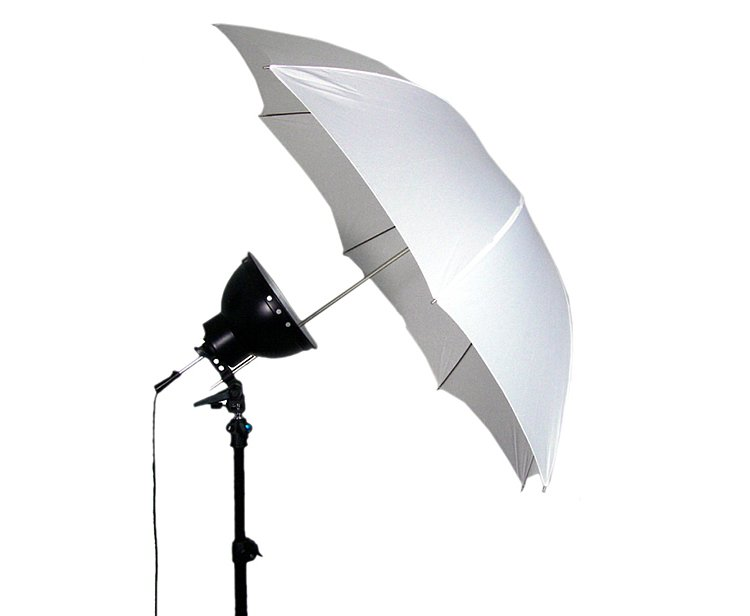 Bild 2 - ADOLIGHT 21cm Lamp With Lamp Socket And Metal Reflector