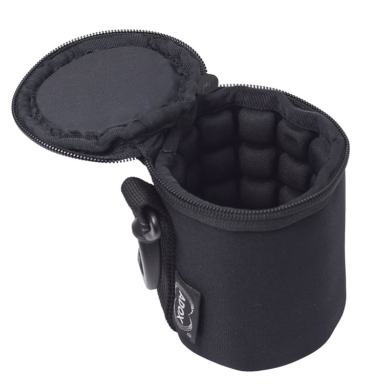 Bild 2 - ADOX Padded Lens Case to fit on Adox Camera Strap