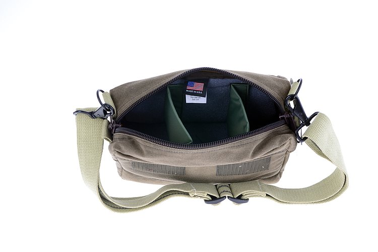 Bild 3 - DOMKE Classic Camera Bags F-5xb Shoulder & Belt Bag (Brown)
