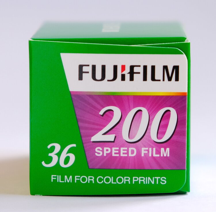 Bild 2 - FUJI Fujicolor C200 135-36 single pack