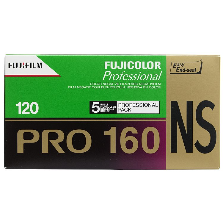 Bild 2 - FUJI Pro 160 NS 120 Medium Format Film (Single Roll)
