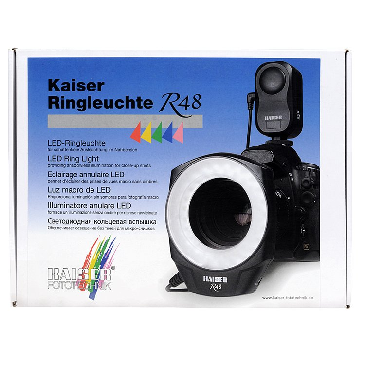 Bild 2 - KAISER R48 Ring Light