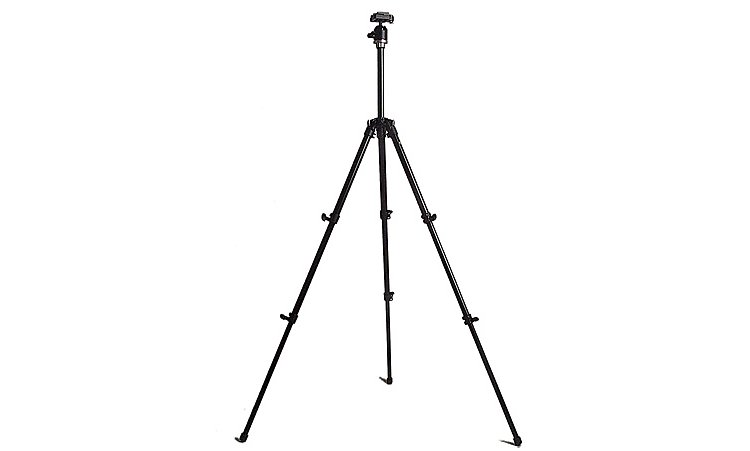 Bild 2 - ADOLIGHT Camera Tripod 130 cm With Small Ball Head And Quick Release Plate