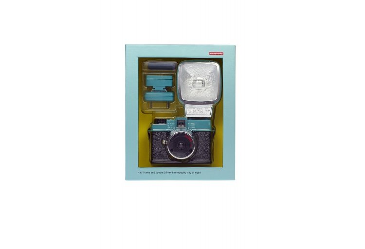 Bild 2 - LOMO Lomography Diana Mini And Flash Package