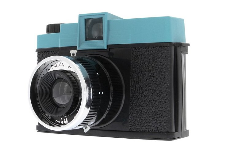 Bild 2 - LOMO Diana F+ Camera Package