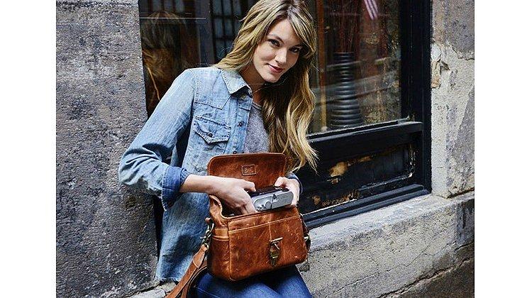 Bild 2 Ona Bowery Antique Cognac Leather Camera Bag