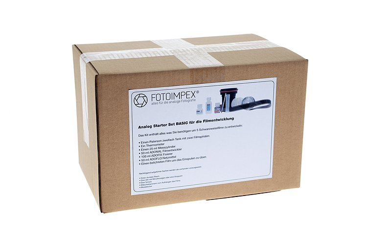 Bild 2 - FOTOIMPEX Starter Kit Film Basic