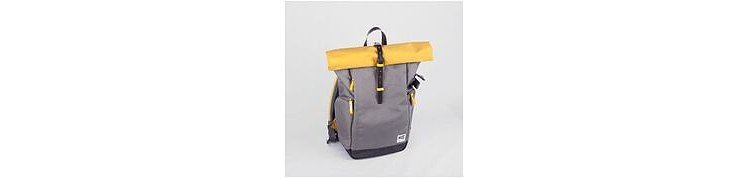 Bild 2 - ZKIN Getaway Yali Backpack Yellow Grey