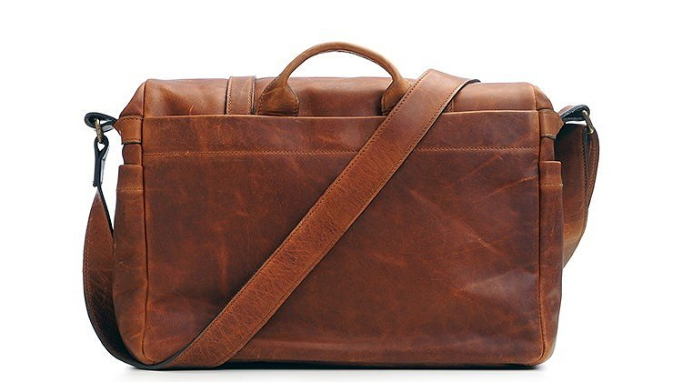 Bild 2 - ONA Brixton Antique Cognac Leather Camera Bag