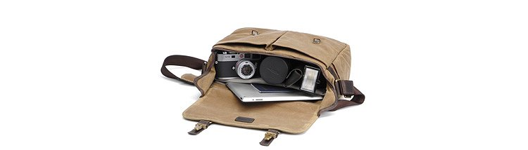 Bild 4 - ONA Brixton Smoke Camera Bag