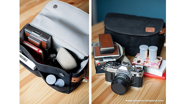 Bild 4 - ONA Roma Black Camera Bag