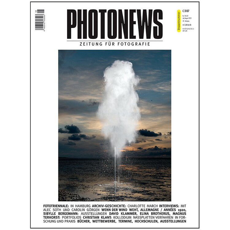 Bild 1 - BOOK/MAGAZINE PhotoNews - Photography Magazine (German Language)