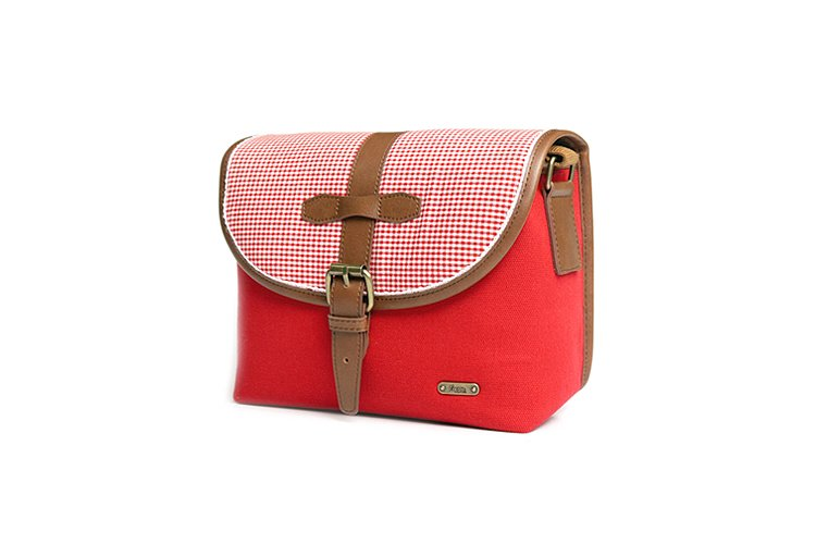Bild 1 - CIESTA Camera Bag Fruit Strawberry