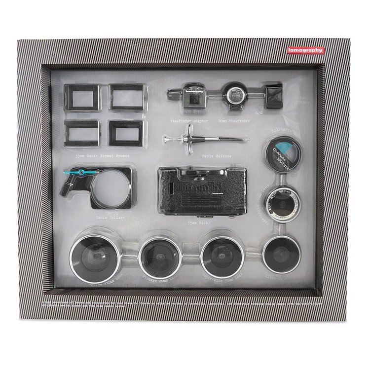 Bild 1 - LOMO Diana F+ Accessory Kit