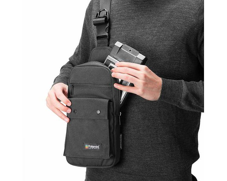 Bild 1 - POLAROID ORIGINALS Folding Camera Bag  for Polaroid SX-70 and SLR 680 folding cameras