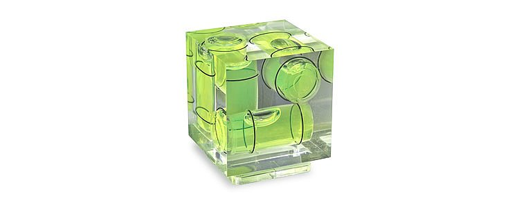 Bild 1 - KAISER Triplex-Water Spirit Level