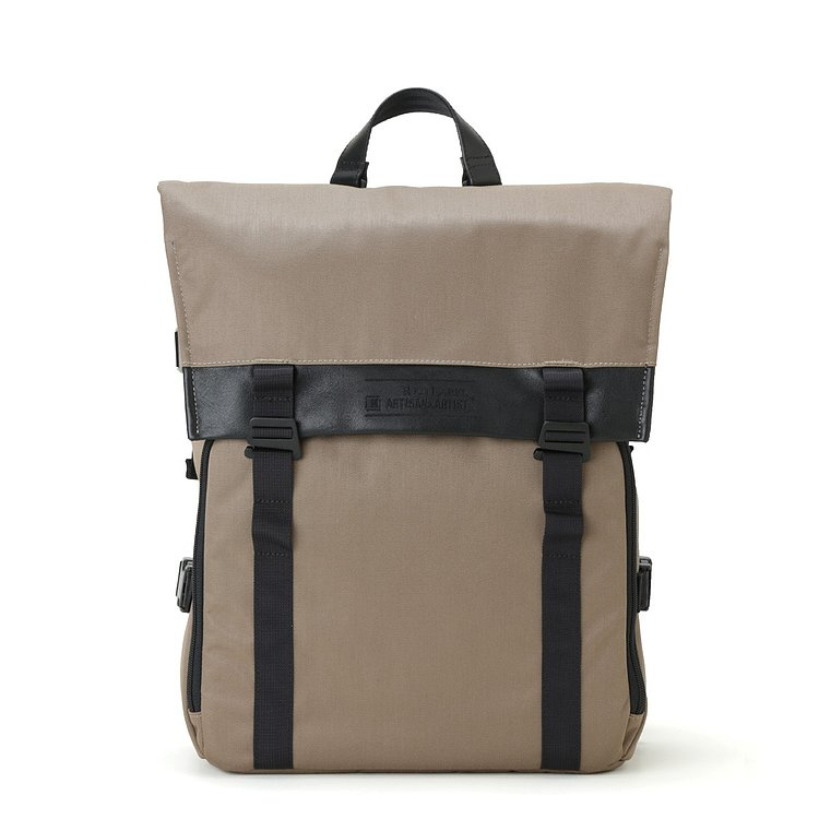 Bild 1 - ARTISAN & ARTIST Backpack RDB-BP300 beige