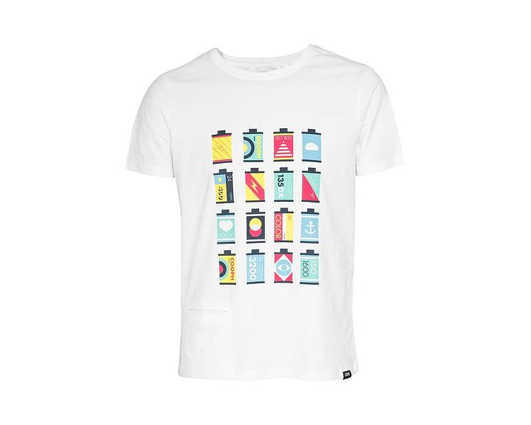 Bild 1 - COOPH T-Shirt CANISTERS Off-White (S)