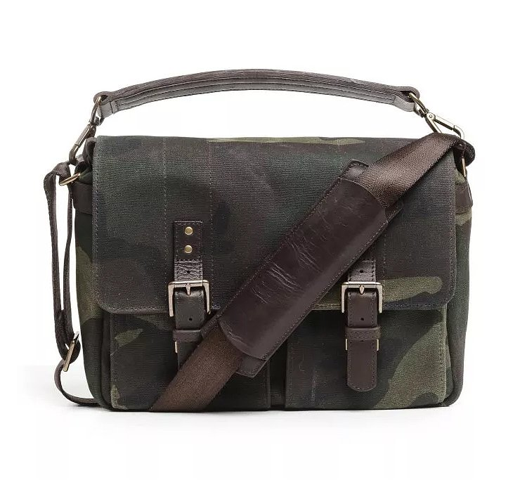 Bild 1 - ONA Prince Street Camouflage Camera Bag Limited Edition