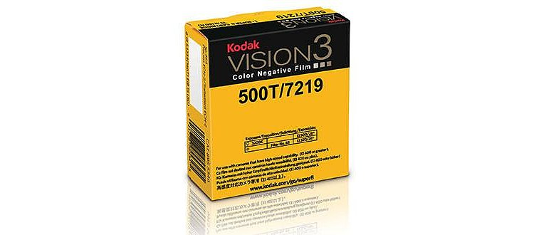 Bild 1 - KODAK 500T Color Negative Film VISION3 7219, 50 ft Super 8 Cartridge
