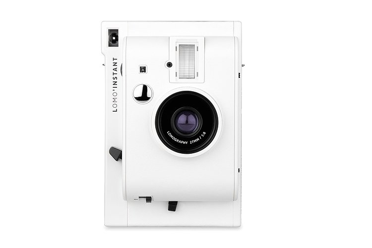 Bild 1 - LOMO Instant White with lenses