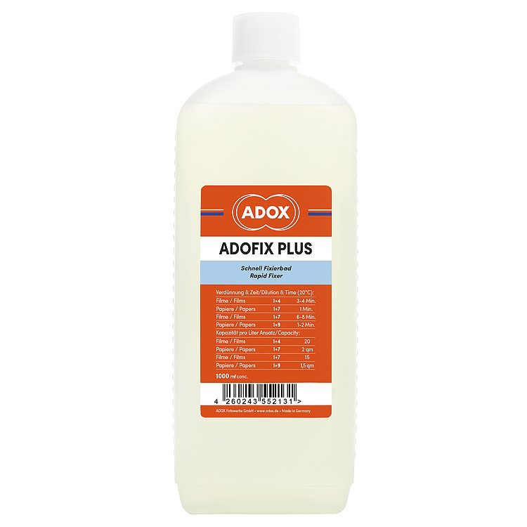 Bild 1 - ADOX ADOFIX Plus 1000 ml Concentrate