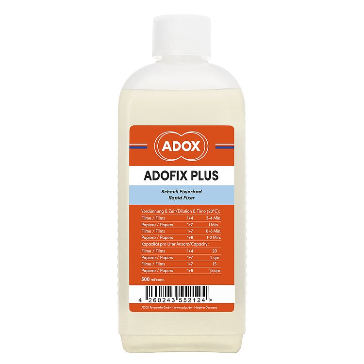Bild 1 - ADOX ADOFIX Plus Fixer 500 ml Concentrate