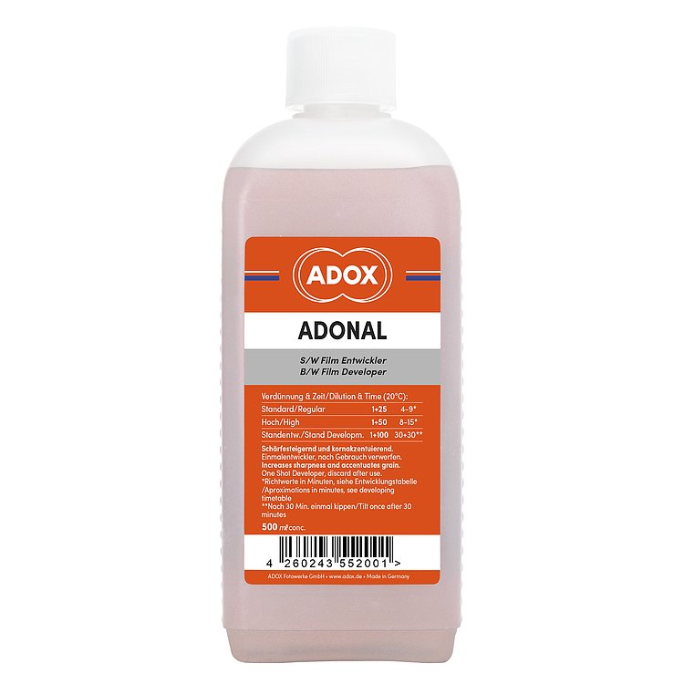 Bild 1 - ADOX ADONAL 500 ml Concentrate (Rodinal)