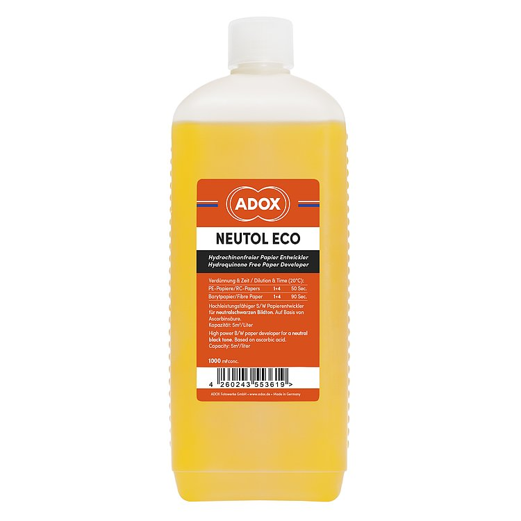 Bild 1 - ADOX Neutol Eco 1000 ml Concentrate