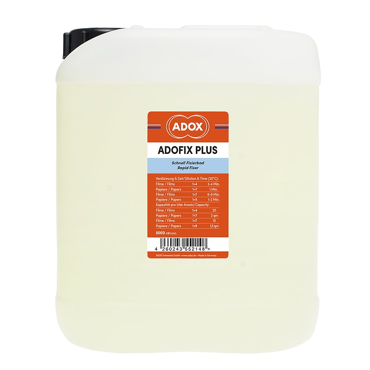 Bild 1 - ADOX ADOFIX Plus Express Fixer 5000 ml Concentrate