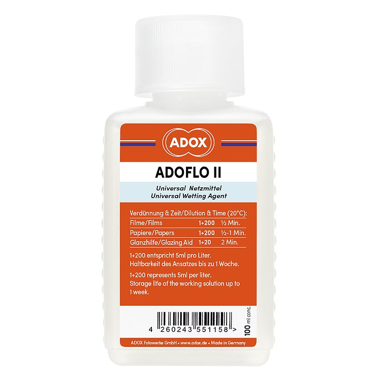 Bild 1 - ADOX ADOFLO II 100 ml Concentrate