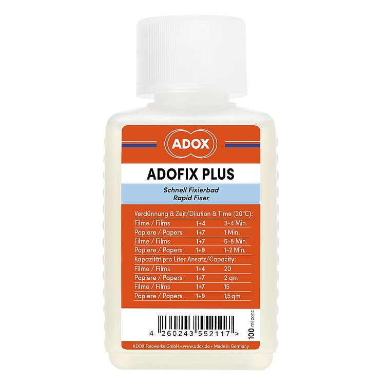 Bild 1 - ADOX BABY ADOFIX Plus 100 ml Concentrate