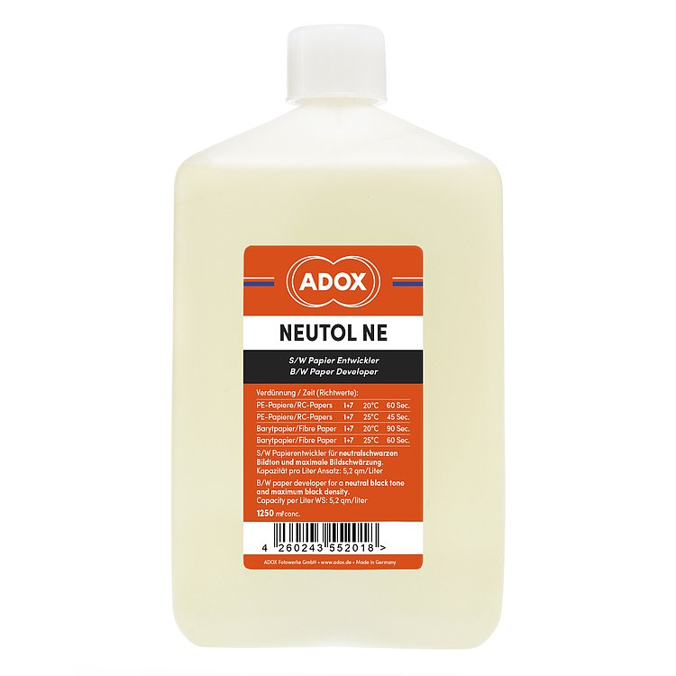 Bild 1 - ADOX NEUTOL Liquid NE 1250 ml Concentrate
