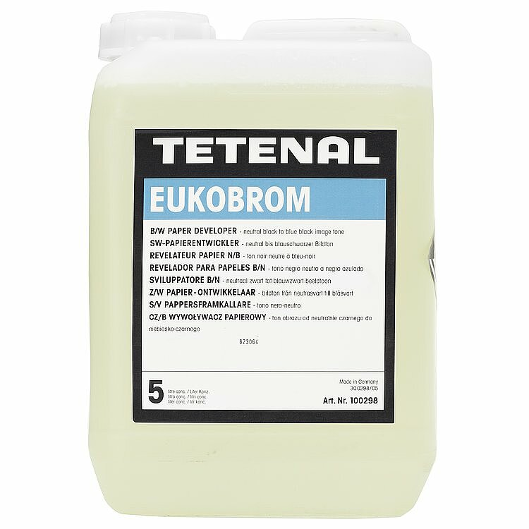 Bild 1 - TETENAL Eukobrom 5000 ml Concentrate Canister