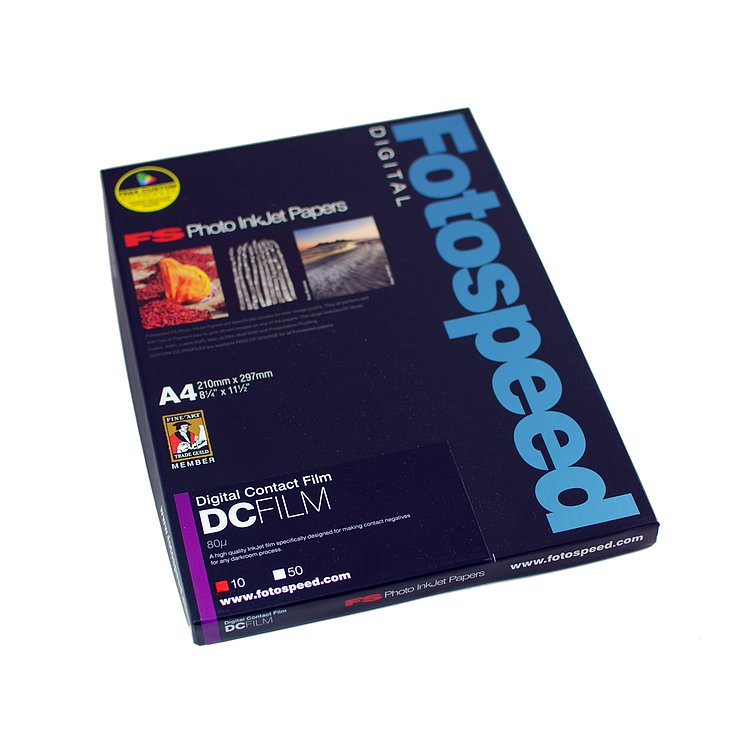 Bild 1 - FOTOSPEED Digital Contact Film A4 (10)