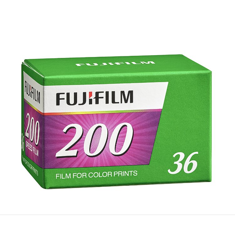 Bild 1 - FUJI Fujicolor C200 135-36 single pack