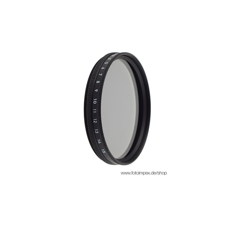 Bild 1 - HELIOPAN Circular Polarizing Filter - Diameter: 58mm