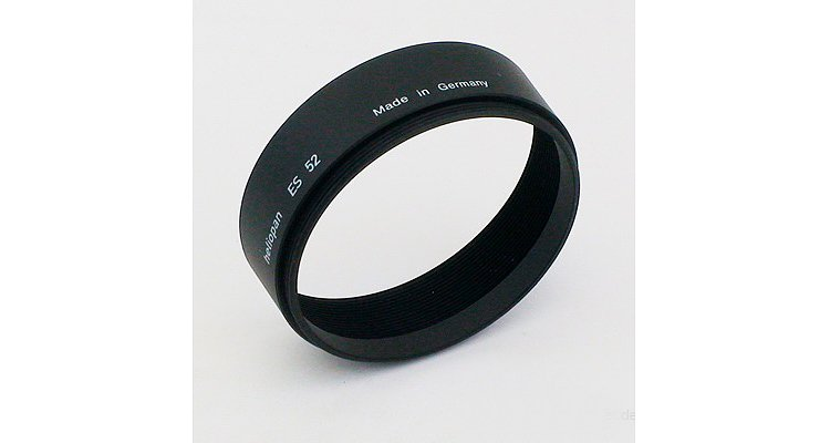 Bild 1 - HELIOPAN Telephoto-Short-Sunshade - Diameter: 34mm