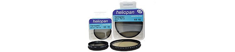 Bild 1 - HELIOPAN Variable-Grey-Filter - Diameter: 58mm