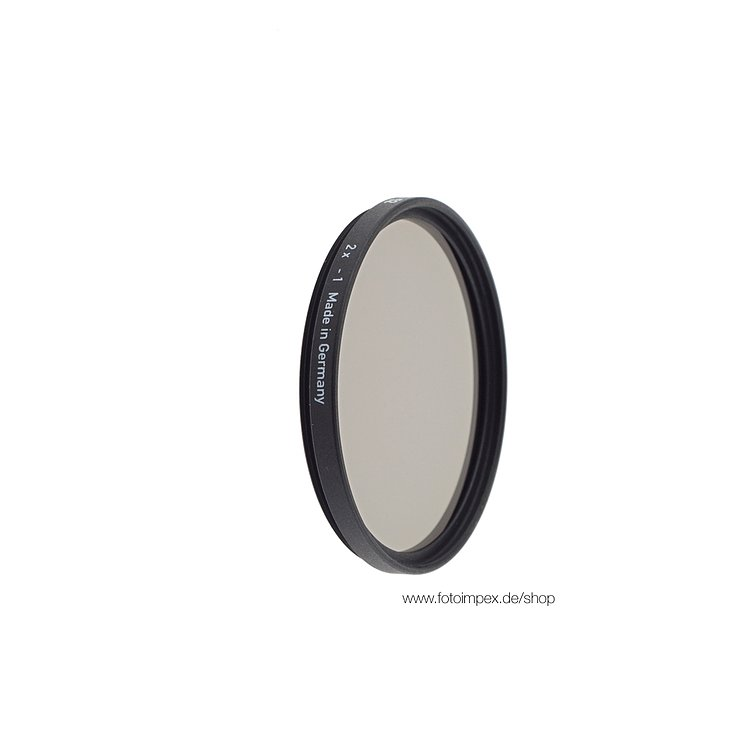 Bild 1 - HELIOPAN Filter Neutral Density 0,6 - Diameter: 58mm