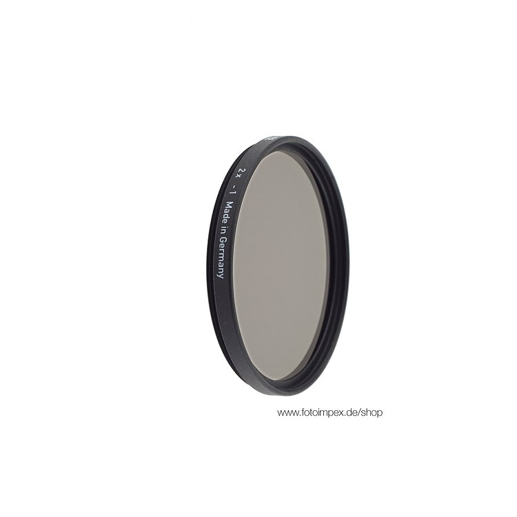 Bild 1 - HELIOPAN Filter Neutral Density 0,9 - Diameter: 39mm